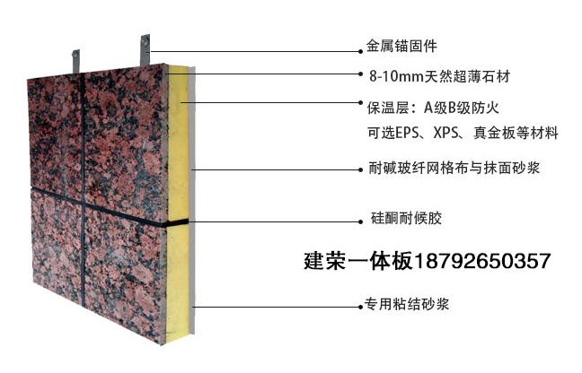 山西一体板、石材保温装饰一体板、99起,真正的建筑保温一体化,厂家直销