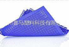 广州唯美康方软格安全拼装地板 弹性悬浮地板环保聚丙烯pp材料