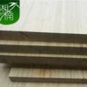 家具集成材批发  本色侧压竹板图片
