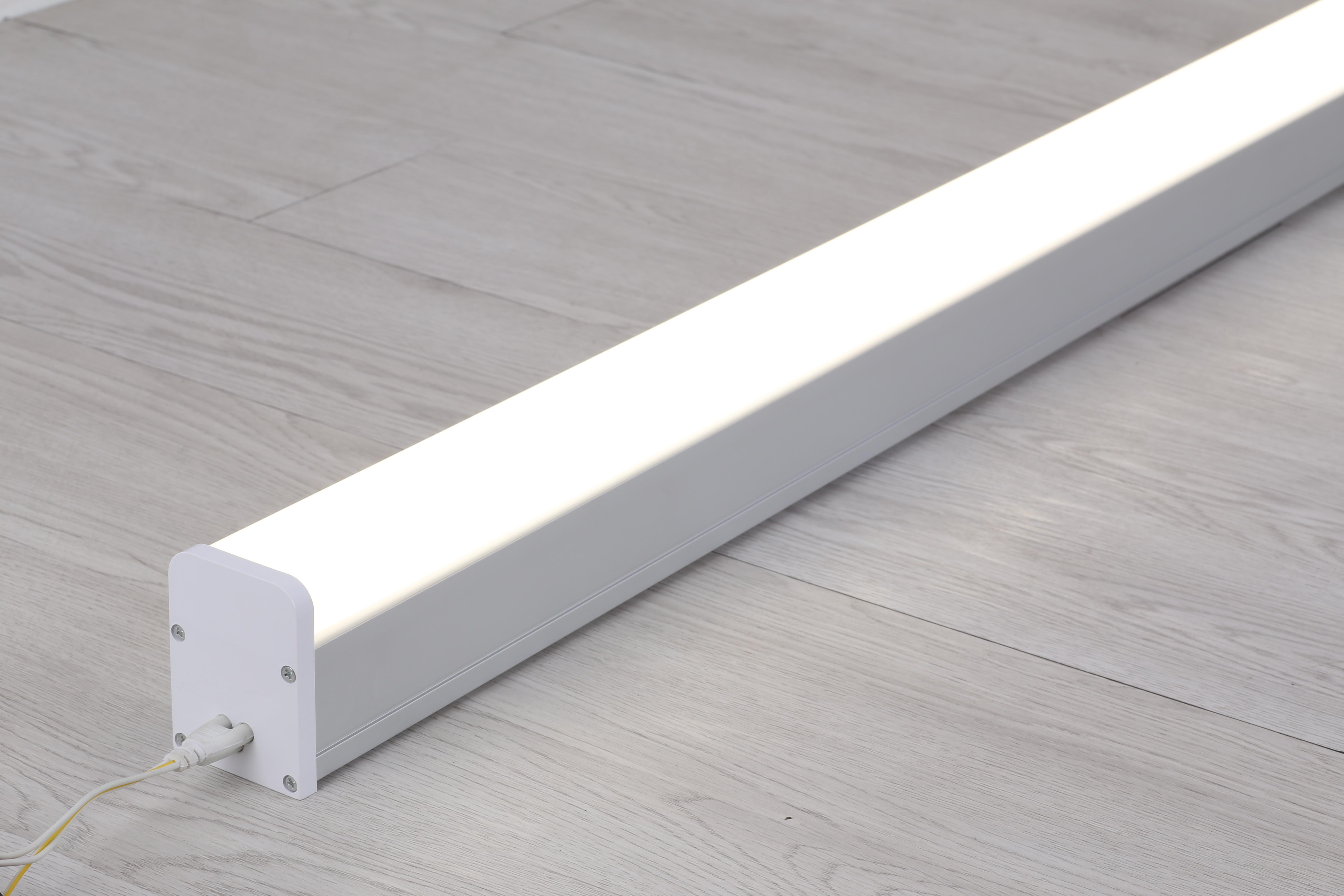 LED线条灯 LED办公室吊灯