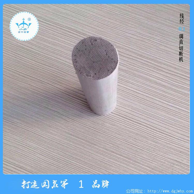 厂家供应0.1-6.5mm线径大小 钢丝调直切断机 数控液压钢丝