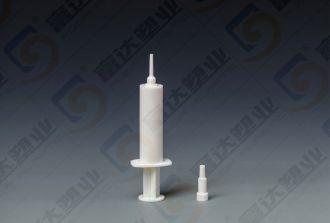 注射器生产厂家富达塑业供应兽用 10ml预灌封注射器