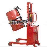 电升电翻可倾式油桶装卸车