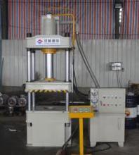 三梁四柱100吨液压机 高精度四柱液压机床