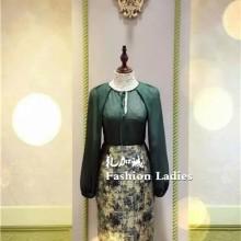 Tryme女装女装品牌折扣加盟就到广州明浩批发