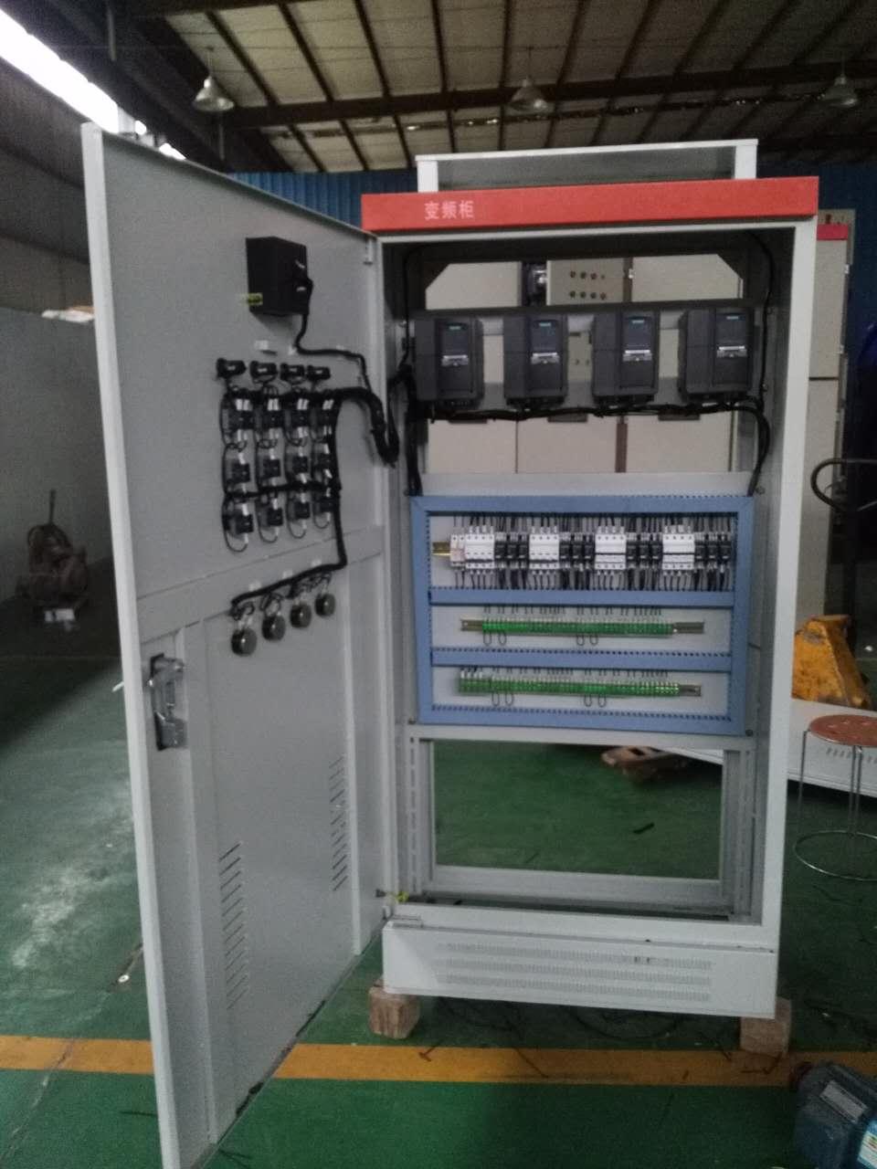 交流电机调速兆复安MLFR系列低压电动机变频调速柜