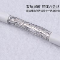 纯铜有线电视线SYWV75-5视频线闭路线同轴电缆