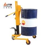 脚踏油桶搬运车 DT350A 液压油桶车 力拓厂家直销 质量保证