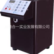 厦门茶餐厅吧台设备果糖机特价合一果糖机16全自动果糖定量机图片