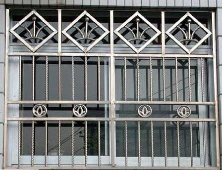 铝合金门窗图片/铝合金门窗样板图 (4)