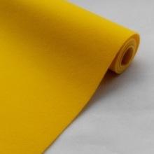 首饰盒植绒布 黄水刺底长毛植绒布优质黄色水刺短毛绒布 绒布厂家直销批发