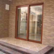 铝合金门窗江西高档铝合金门窗厂家批发安装定制图片