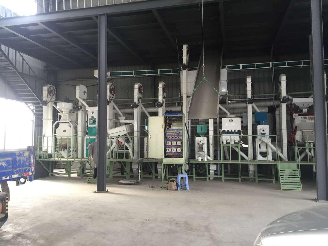 全自动碾米机全自动打米机销售