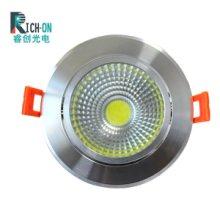 LED天花灯常规LED天花灯,3W/5w/7w/10w室内开孔天花可调角度筒灯图片