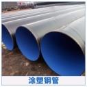 天津涂塑钢管厂家批发图片