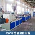 PVC木塑发泡板设备图片