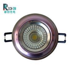 炫彩欧式LED天花灯,3W/5W/7W/10W室内可调角天花射灯批发
