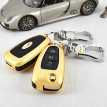 适用于福特汽车适用于福特汽车高档钥匙套钥匙扣图片