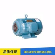 高质量内轴孔电机液压传动机械液压油泵专用内轴孔电机厂家直销批发