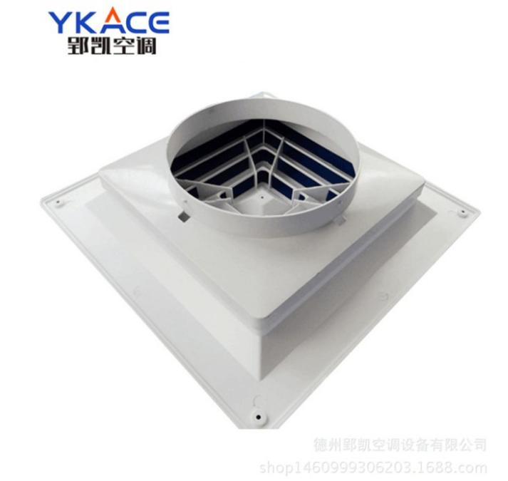 铝合金 ABS塑料 方形散流器