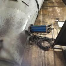 料仓振打气锤K160G仓壁振打气锤-原煤仓疏通装置-原煤仓疏松批发