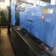 二手海天160吨变量泵注塑机图片