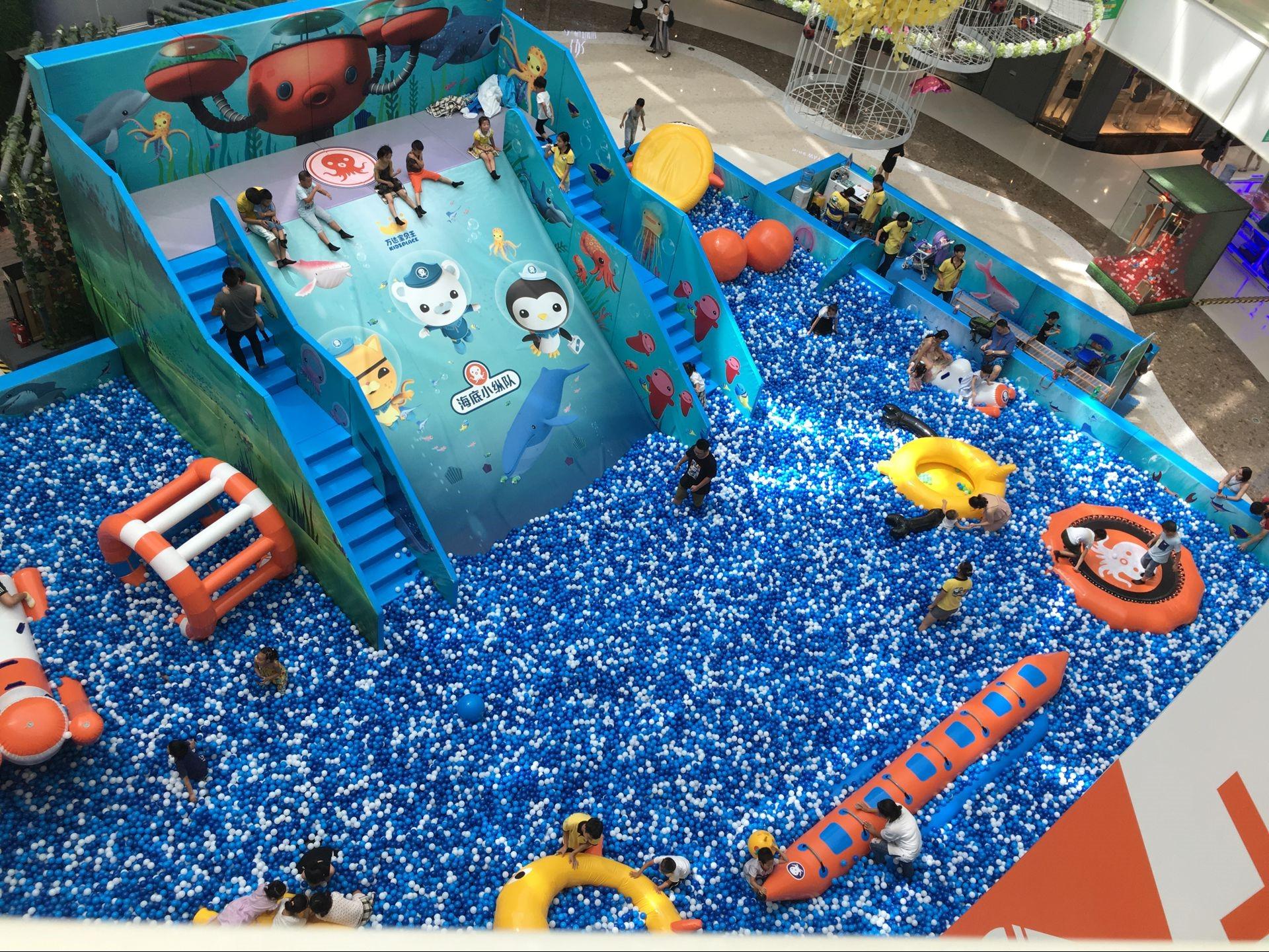 淘气堡厂家 百万海洋球池 大滑梯,合肥室内儿童乐园,超级大蹦床儿童