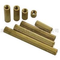厂家直销平头六角铜柱 机箱主板隔离柱 M2单通接线螺柱