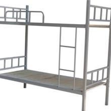 阜阳鸿鑫文体销售高低床上下铺铁架床学校单位宿舍高低床销售价格地址批发