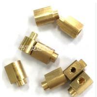 厂家直销 接线铜柱系列接线柱 声控感应开关接线五金铜柱