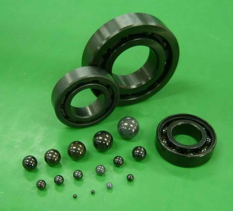 碳化硅全陶瓷轴承 耐腐蚀 碳化硅全陶瓷轴承 耐腐蚀自润滑