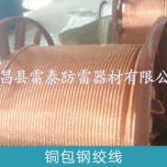 浙江铜包钢绞线图片