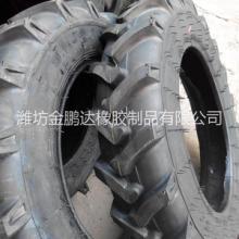 东方红604拖拉机前轮9.5-24人字花纹农用车轮胎直销