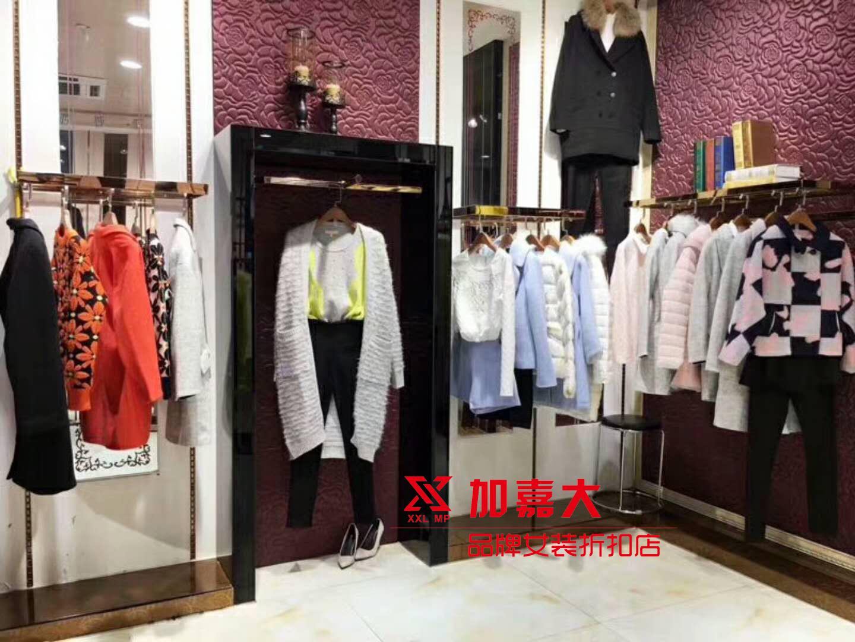 广州女装加盟店代理,加嘉大女装款式好质量好 加嘉大女装1