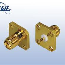 SMA连接器-10年ISO质量体系管控,产品原材料全部采用符合ROSH要求-天科乐
