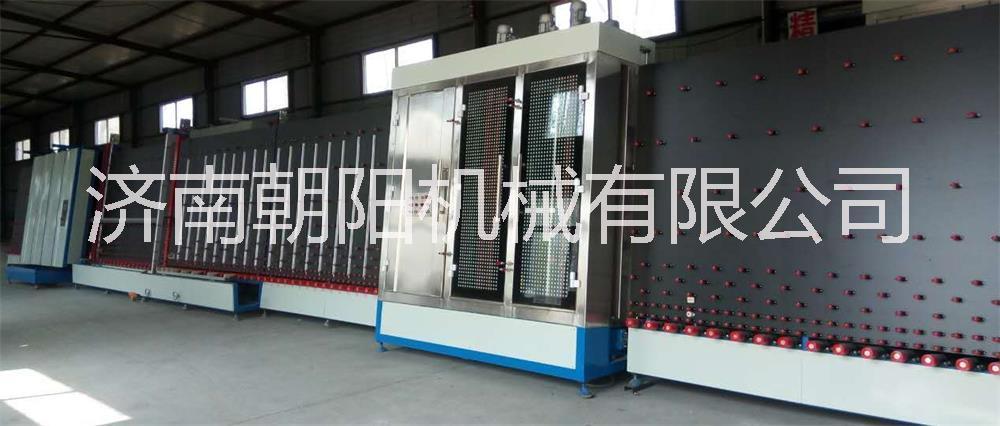 供应中空玻璃生产线 济南朝阳中空玻璃内外和片生产线