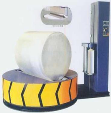 厂家直销T2000Y型预拉伸圆筒式缠绕包装机(可定制)