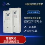 深圳消防智能自动巡检柜装置 消防报警控制柜 数字智能巡检柜 领翔设备通过3C认证