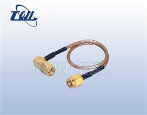 厂家直销 天科乐 同轴线缆 线缆厂家 射频线缆 BMA系列射频线缆组件