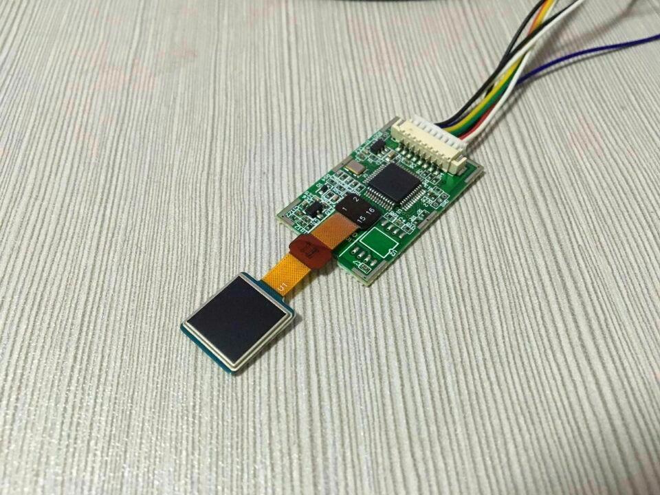 fpc1021电容指纹模块