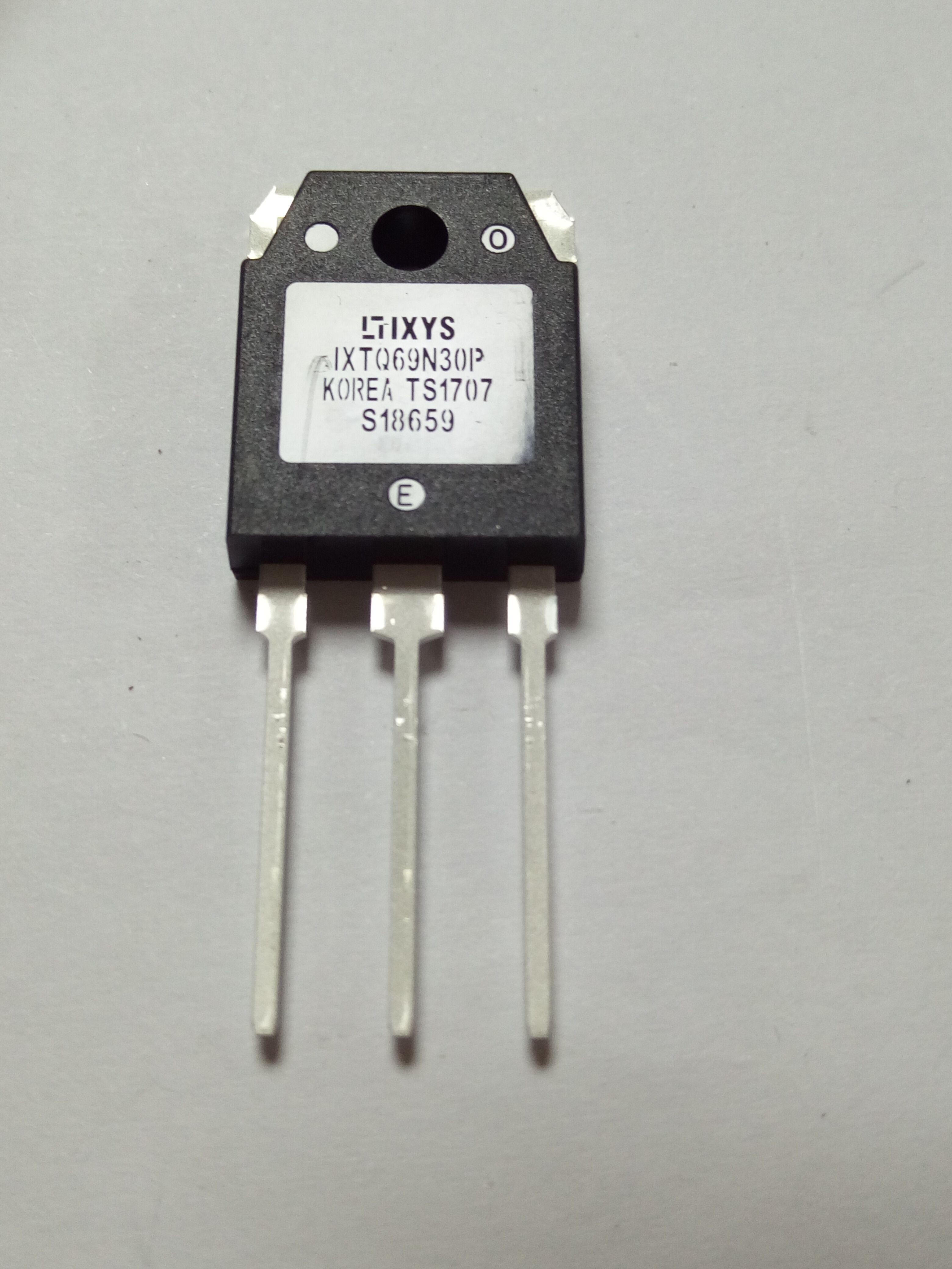 IXTQ69N30P,现货直销,特价优惠 IXYS  MOS管 IXYS/艾赛斯  MO IXYS/艾赛斯  MOS管