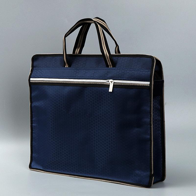 供应手提文件袋,牛津布文件袋制作,会议文件袋厂家