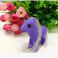 芭芘巴比搪胶小马 益智卡通玩具娃娃宠物马 多种颜色搪胶玩具小马 揭阳芭芘巴比搪胶小马厂家 揭阳芭芘巴比搪胶小马供应商图片