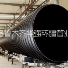 HDPE钢带增强聚乙烯螺旋波纹管价格,HDPE螺旋波纹管报价