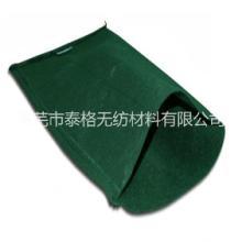 防洪防汛土工布袋黑色绿色定做土工布袋护坡生态袋批发