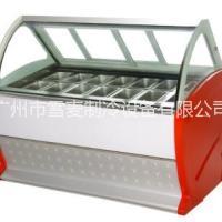 冰淇淋OPC展示櫃冷藏櫃 图片|效果图
