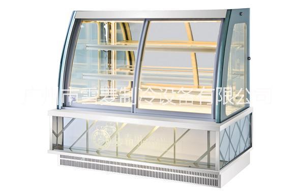 蛋糕保鲜柜 HL欧式三层前开门