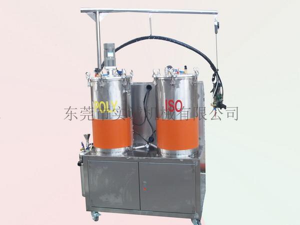 双色灌注机东莞双色灌注机厂家订做 pu灌注机订做 聚氨酯灌注机厂家