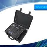 锡盛微视WS-XS4H900P4路便携式移动视频接收机 移动视频传输设备 无线监控