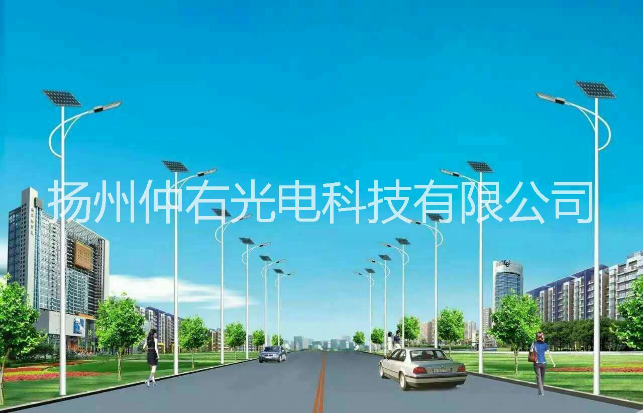 扬州厂家直销30W太阳能路灯